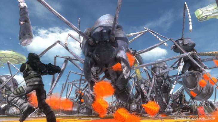 地球防衛軍5は絶望を感じてからが本番のゲームだ[ゲームレビュー]